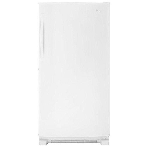 33-inch W 20 cu. ft. Upright Freezer in White