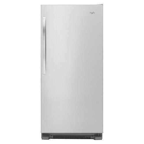 31-inch  W 18 cu. ft. Freezerless Refrigerator in Stainless Steel