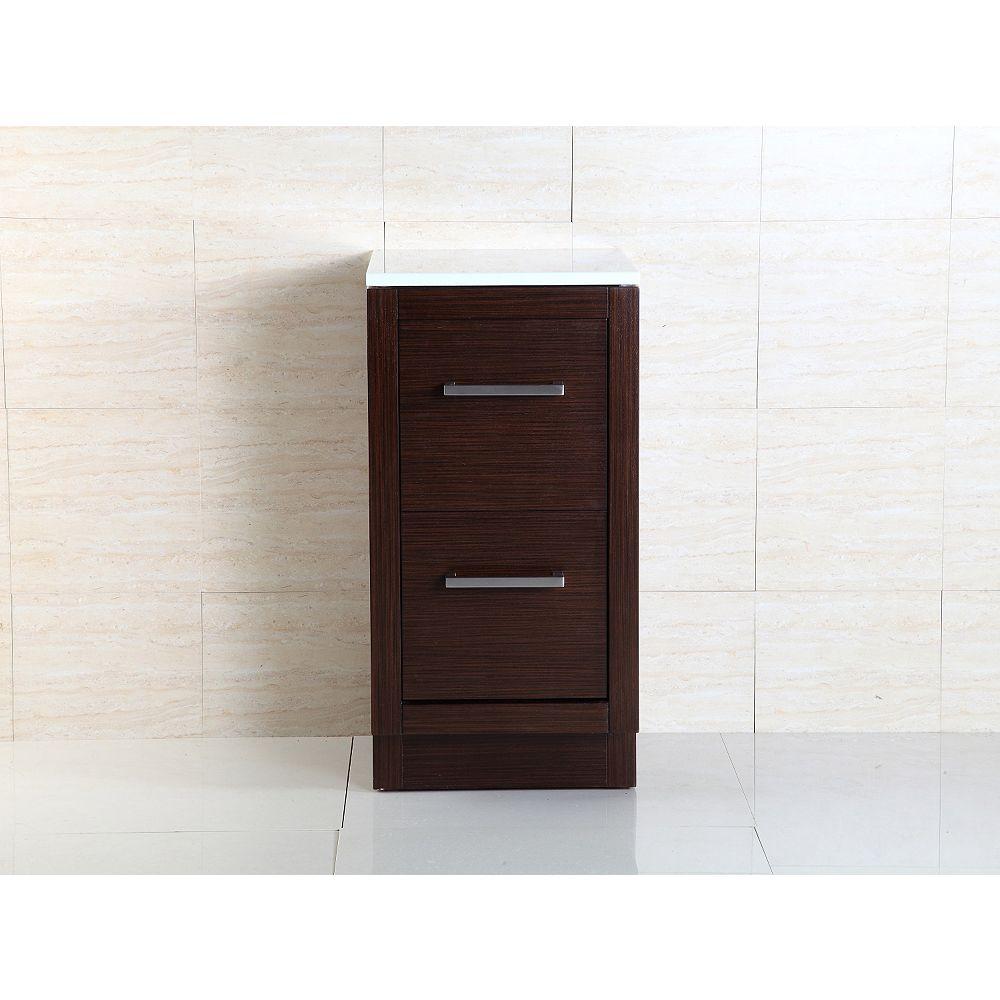 Bellaterra Vanity Side Cabinet