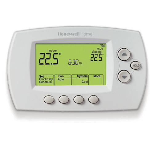 RTH6580WF Thermostat Wi-Fi programmable