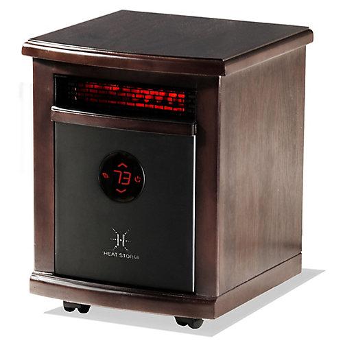 Logan Portable Infrared Quartz Heater
