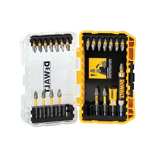 MAX FIT Screwdriving Set (24-Piece)