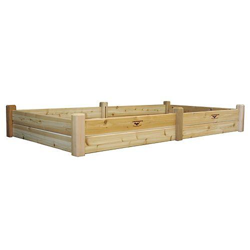Planche de jardin, 48 x 95 x 13po