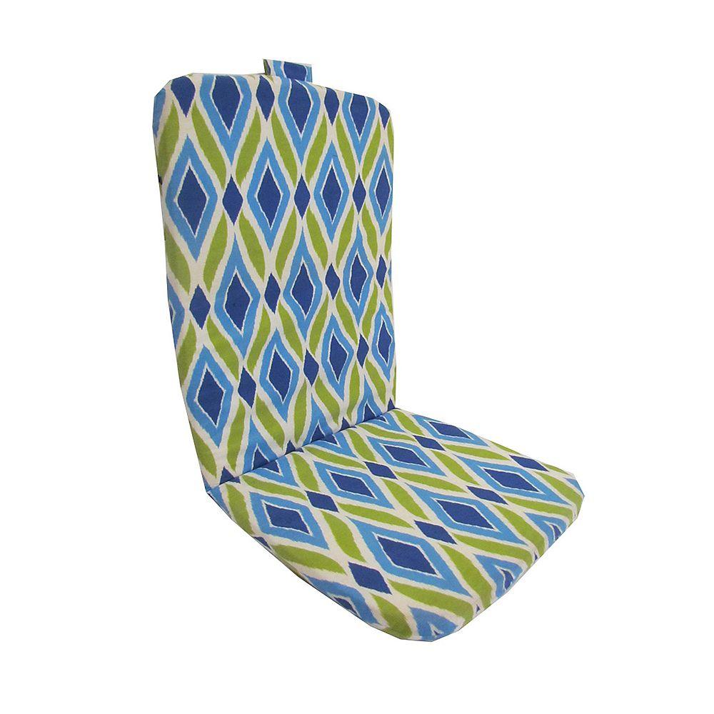 Bozanto Inc. High Back Cushion in Multi Colour
