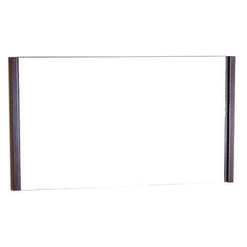 Miroir en bois de 48 po