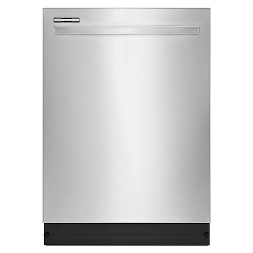 Top Control Built-In Tall Tub Dishwasher in Stainless Steel, 55 dBA- ENERGY STAR®