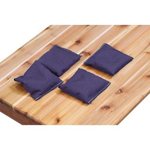 Purple Bean Bags (Set of 4)