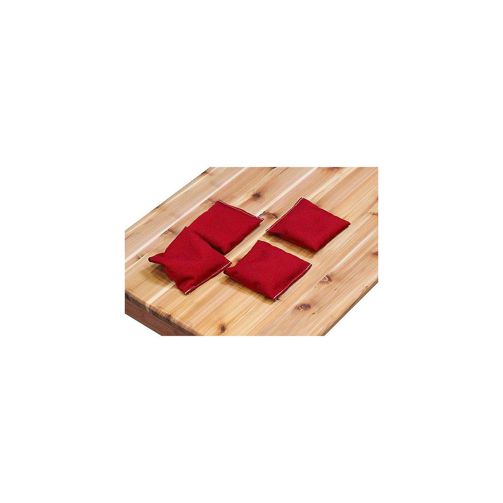 Gronomics Red Bean Bags (Set of 4)