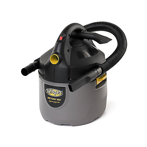 7.5L (2 gal.) Portable Wet Dry Vacuum