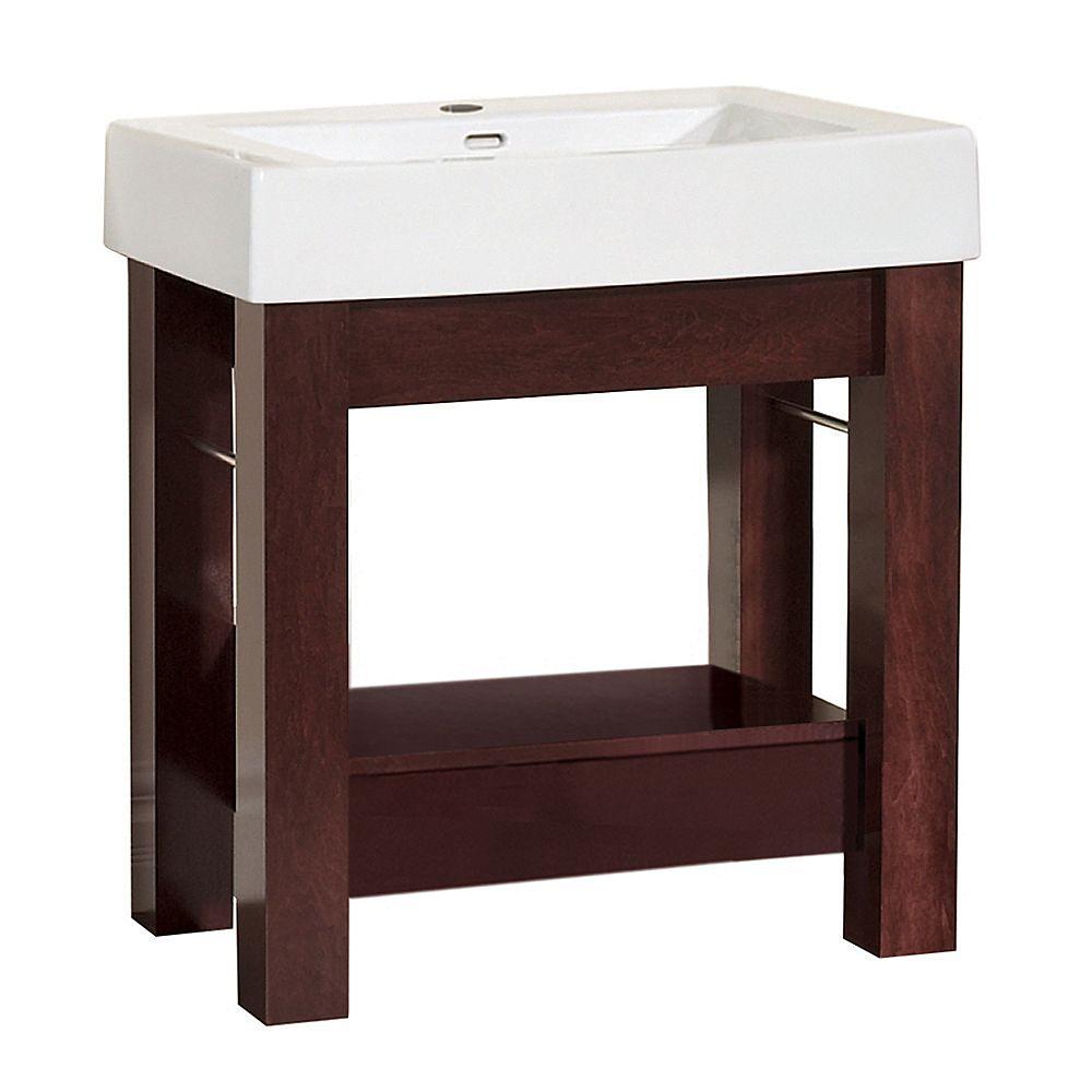 Woodnote Sonata 31 1/4-Inch  Vanity Cabinet