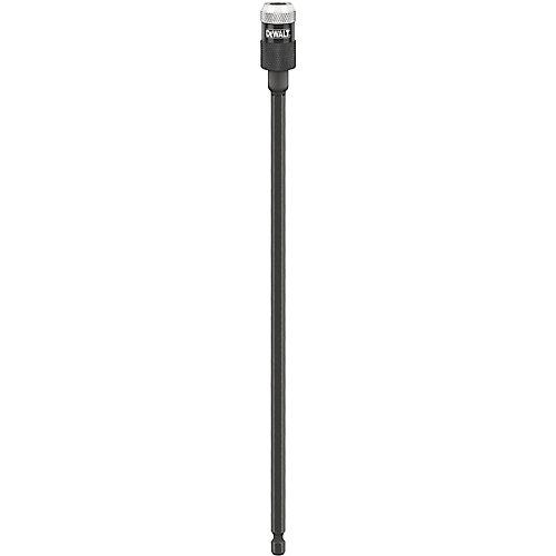 12-inch Rapid Load Spade Bit Extender With Screw Lock