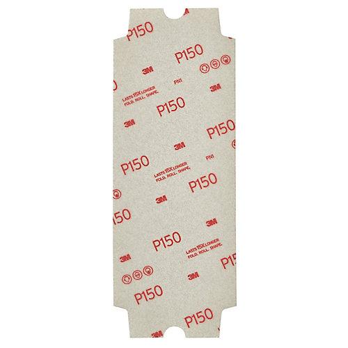 Les feuilles de ponçage pour cloisons sèches ultra souples PRO GRADE PrecisionMC 3MMC