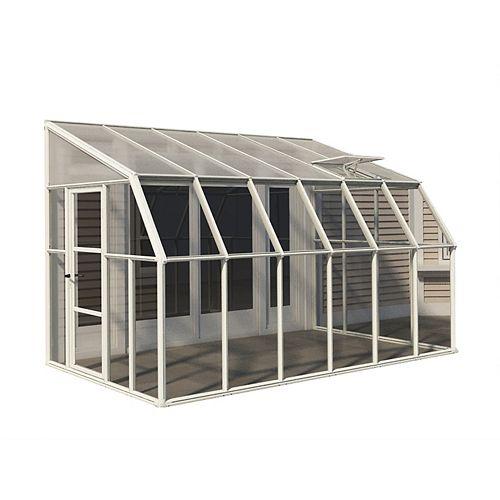 Rion 8 ft. x 12 ft. Sun Room