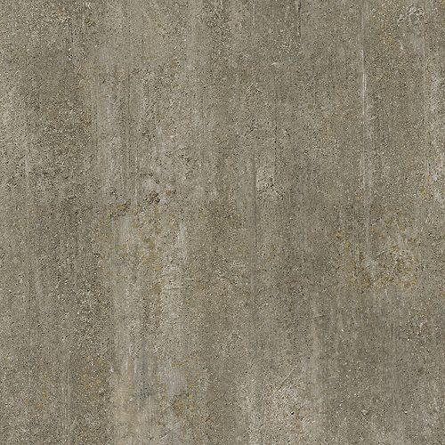 Locking Sample - Golden Concrete Luxury Vinyl Flooring, 4-inch x 4-inch