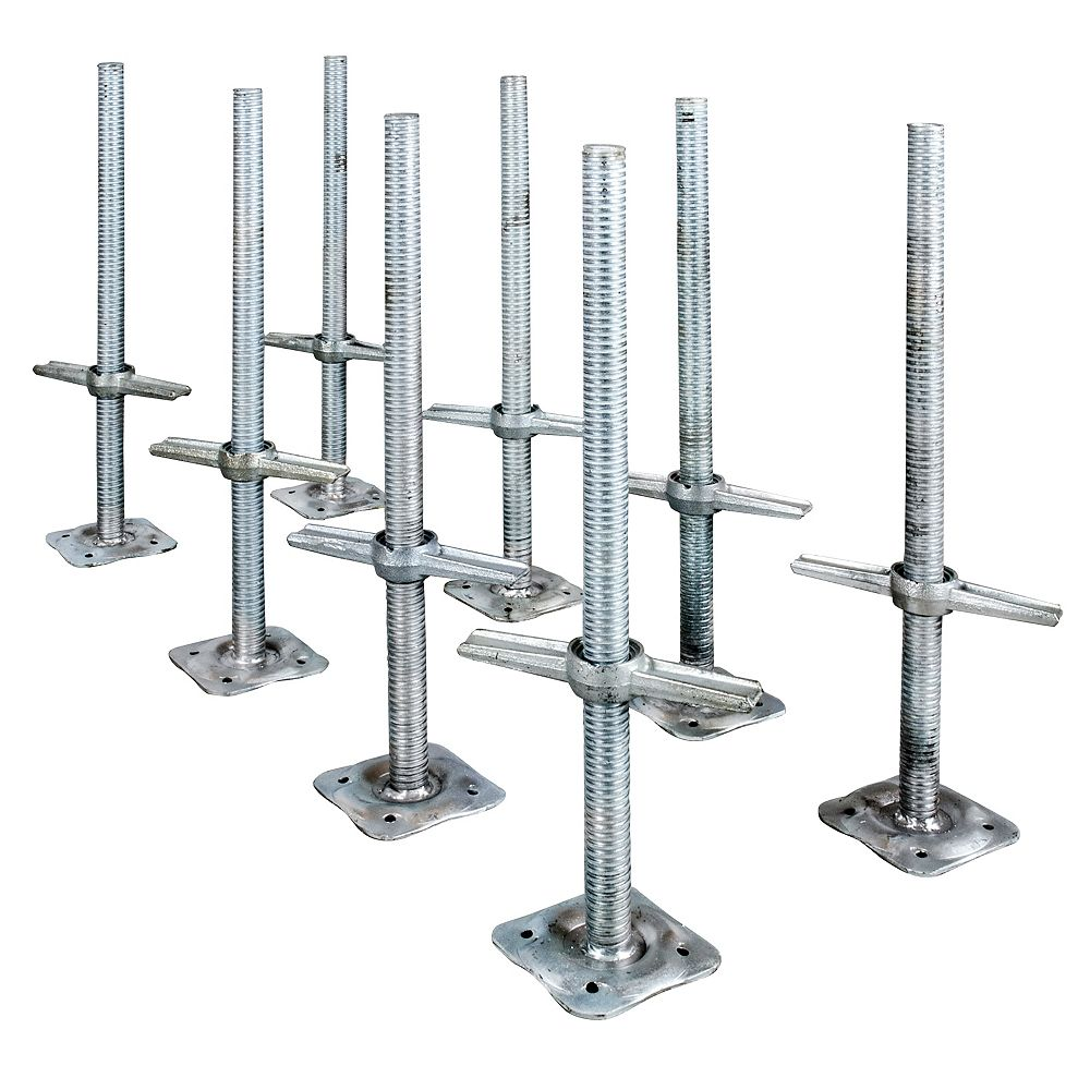 Metaltech 24-inch Levelling Jack (8-Pack)