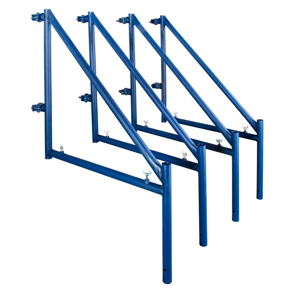 Metaltech 32-inch Outrigger for Exterior Scaffold (4-Pack)