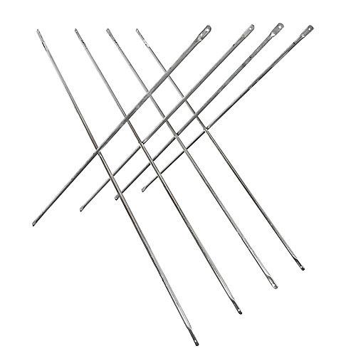 4 Ft. x 10 Ft. Scaffold Cross Brace (4-Pack)