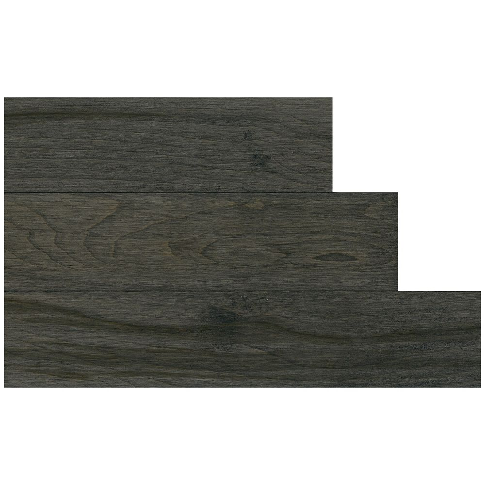 Quickstyle Natural Maple Urban Grey 3 1/4-inch W Hardwood Flooring