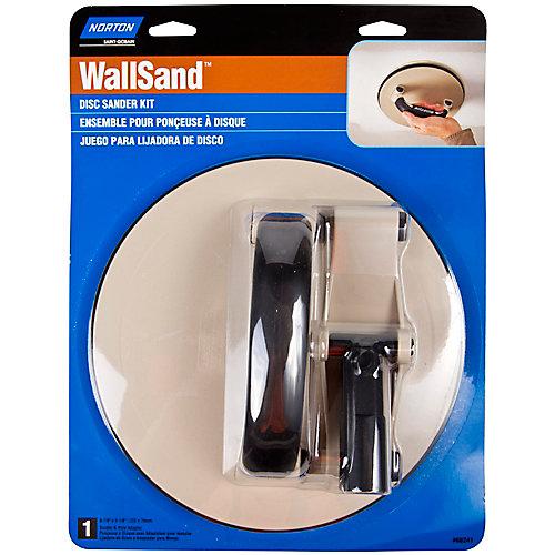 Ponçeuse à disque Wallsand.