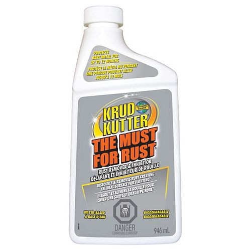 The Must For Rust , 946 Ml