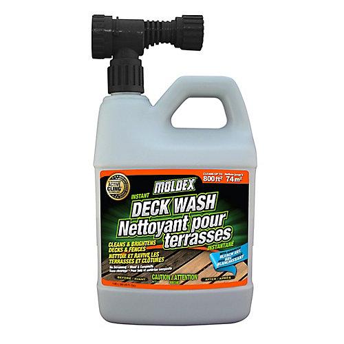 Instant Deck & Fence Wash