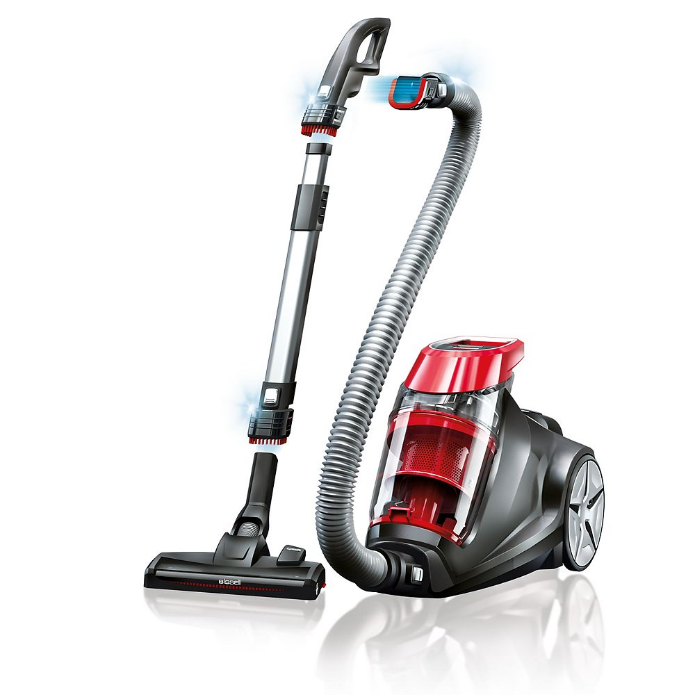 Bissell Multi-Surface Expert with 1-Clic Bagless Multi Cyclonic Canister