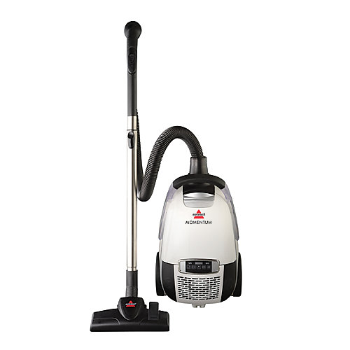 Momentum Bagged Canister Vacuum