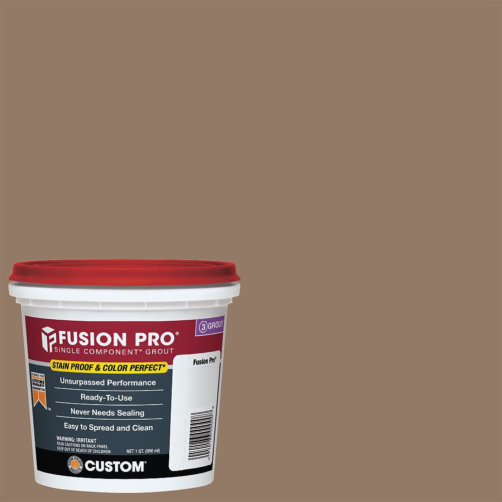 Custom Building Products Fusion  Pro 0,94 l No 105 Terre