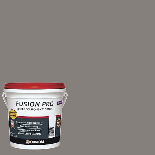 Custom Building Products Fusion  3,79 l No 335 Gris hivernal