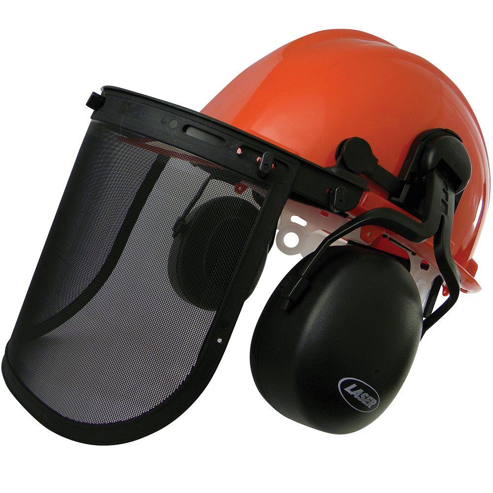 Laser Chainsaw Safety Helmet