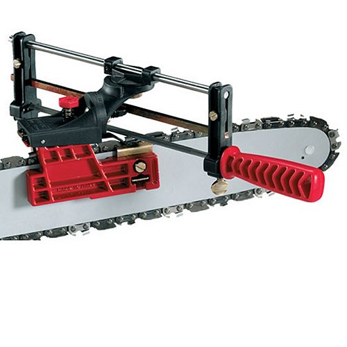 Deluxe Chainsaw Sharpener