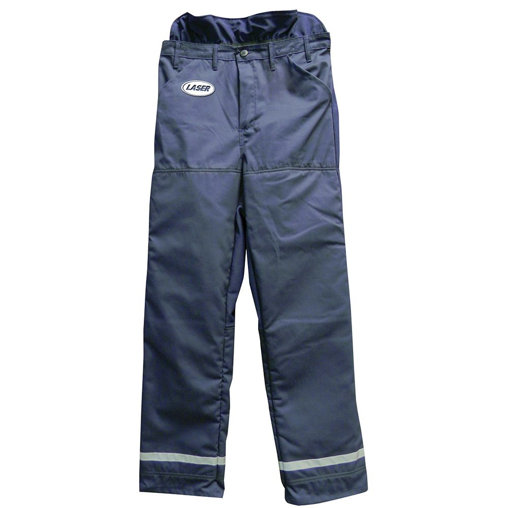 Laser 36-inch-38-inch Pro Safety Pants for Chainsaws