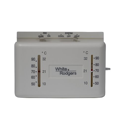 WR Heat/Cool Mercury Free Non-Programmable Thermostat