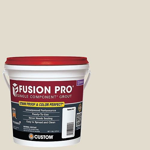 Custom Building Products Fusion  Pro 3,79 l No 11 Blanche neige