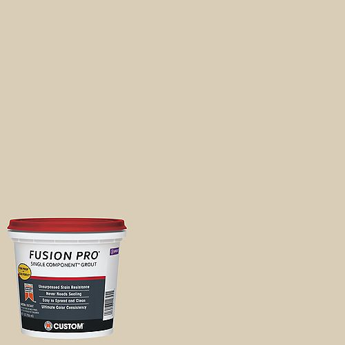 Custom Building Products Fusion  Pro 0,94 l No 10 Blanc ancien