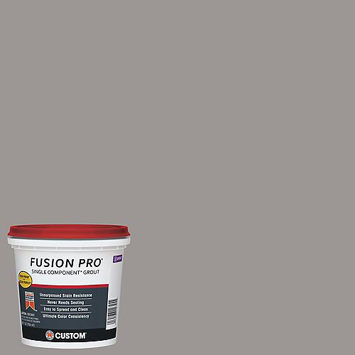 Custom Building Products Fusion  Pro 0,94 l No 165 Gris Delorean