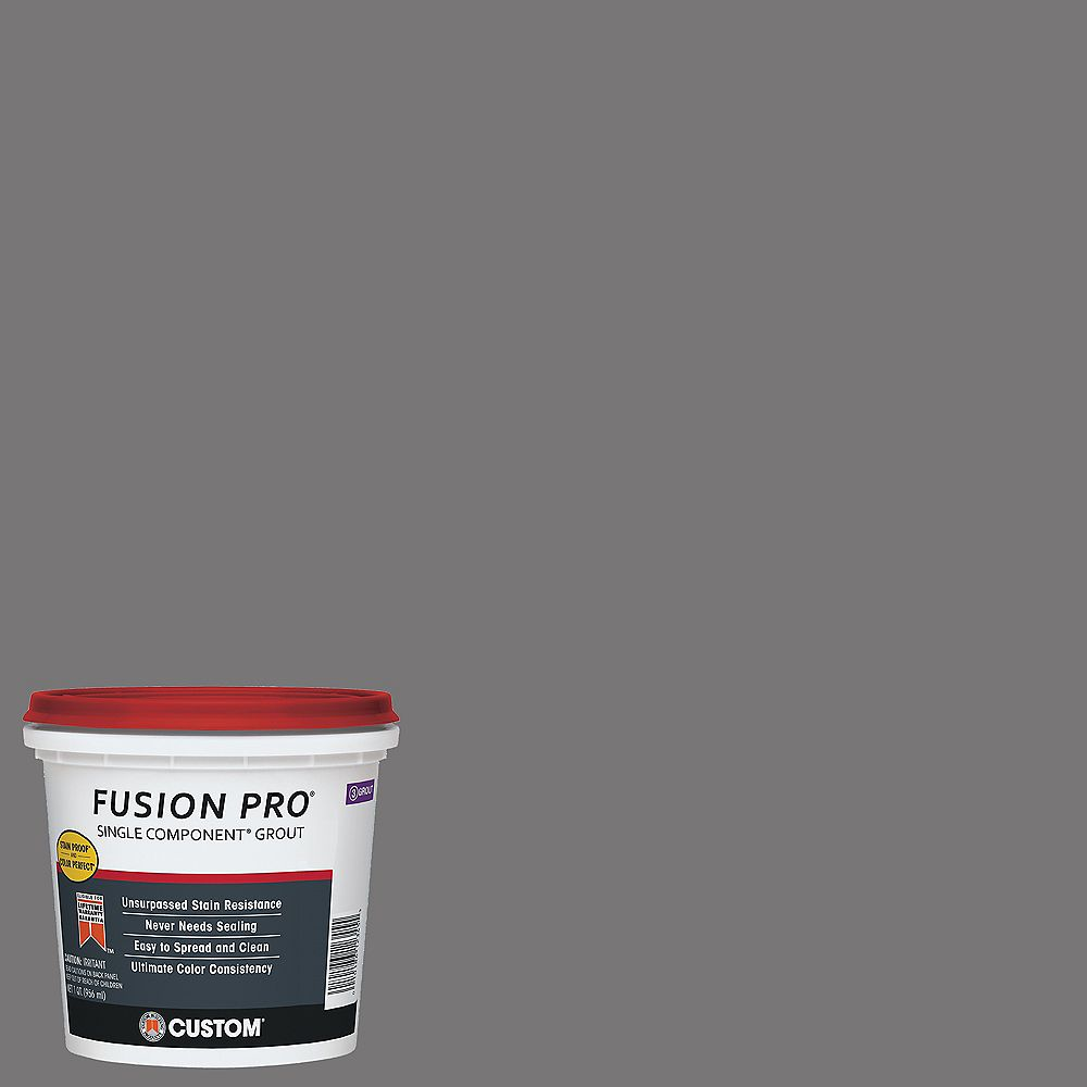 Custom Building Products Fusion  Pro 0,94 l No 19 Étain