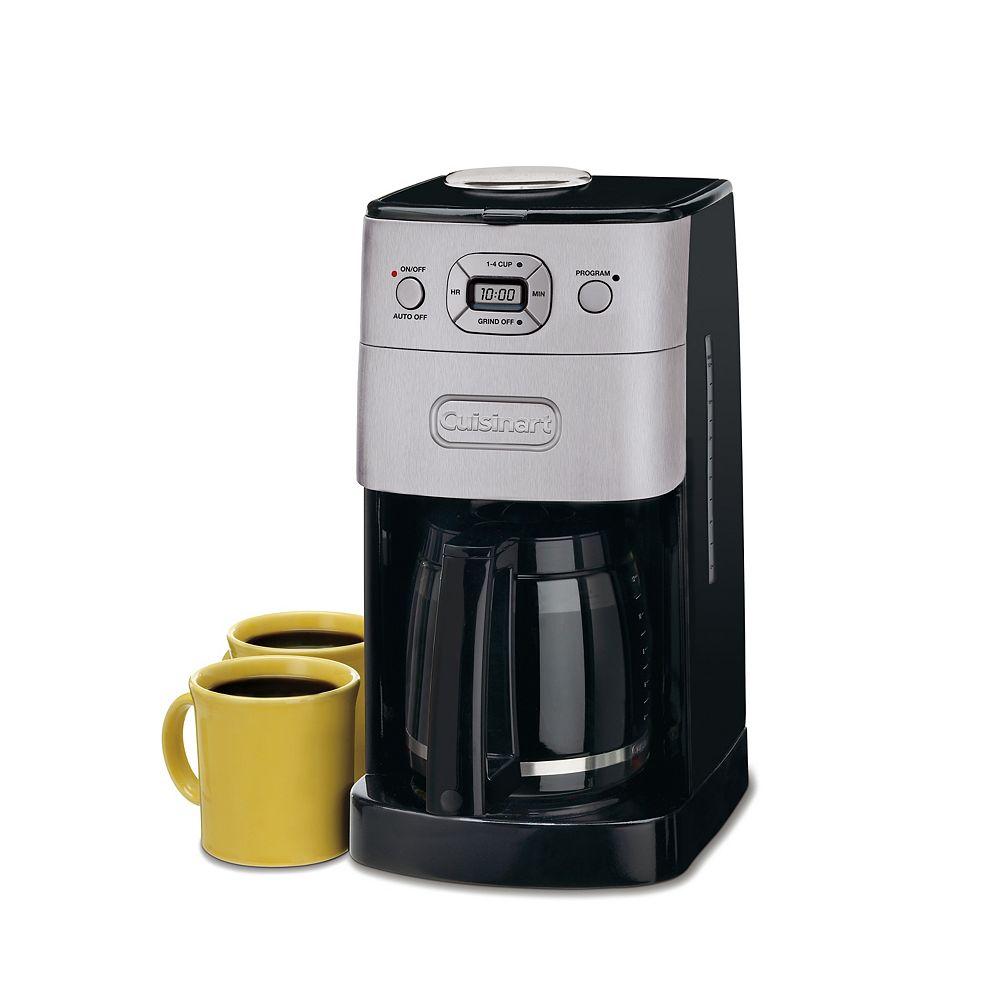 Cuisinart Grind & BrewTM 12-Cup Coffeemaker