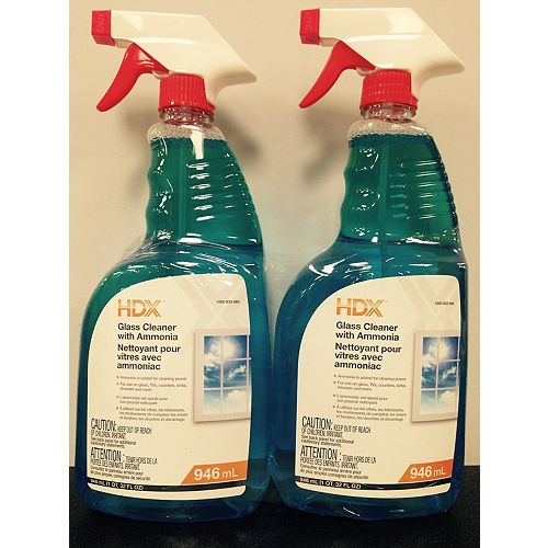 946mL Glass Cleaner (2-Pack)