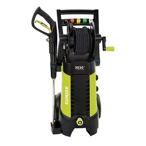 Pressure Joe 2030 PSI 1.76 GPM Electric Pressure Washer with Hose Reel