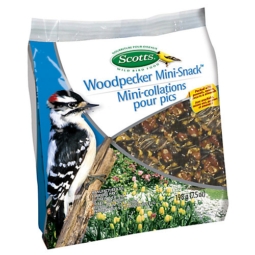 Woodpecker Mini-Snack 213G