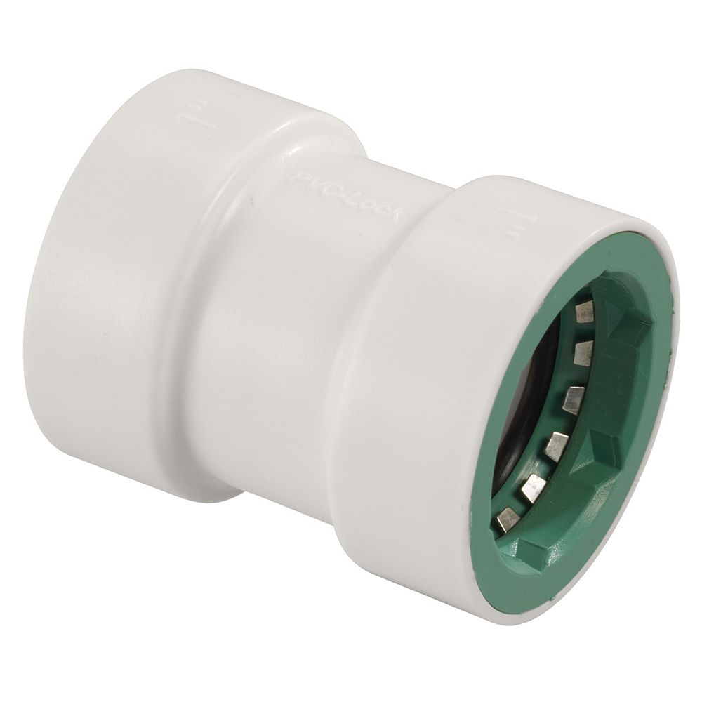 Orbit 1-inch PVC-Lock Coupling