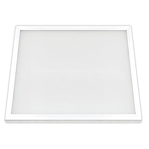 2 ft. x 2 ft. LED Edge Lit Light Panel with White Trim - ENERGY STAR®