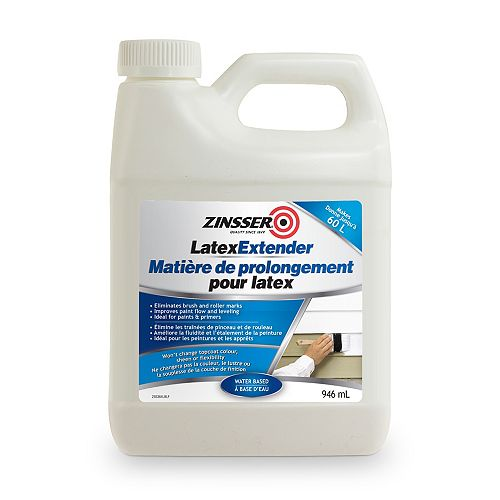 Latex Extender Water Based, 946 ml