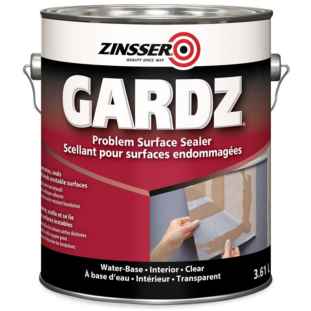 Zinsser Gardz Primer Sealer 3.6l