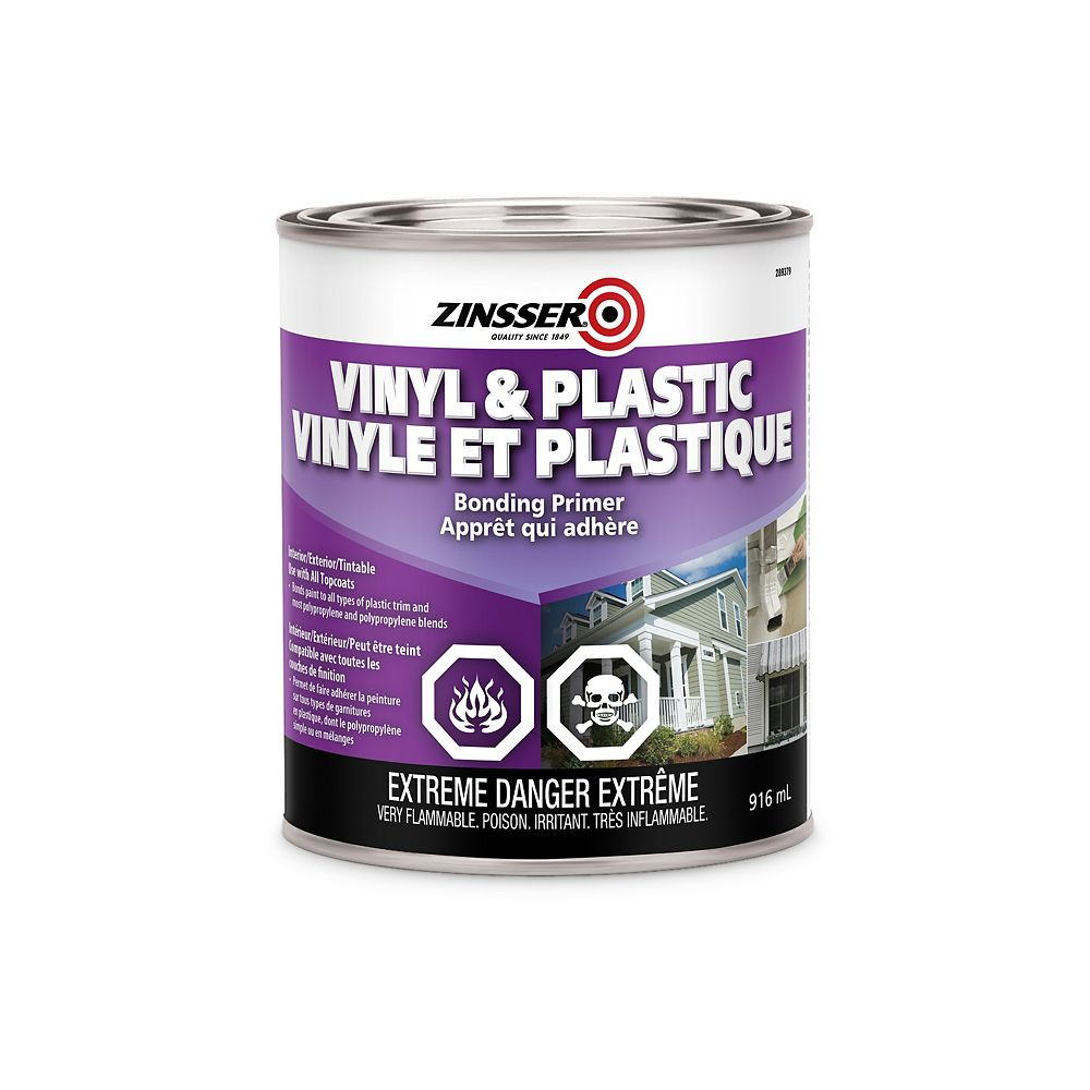 Zinsser Plastic & Vinyl 946ml