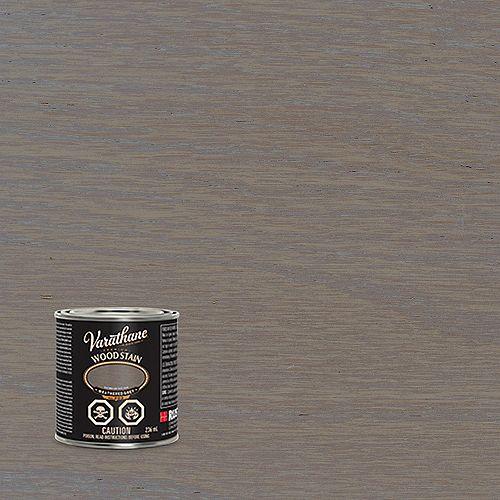 Teinture d'intérieur pour bois à base d'huile de qualité supérieure en gris altéré - 236 Ml