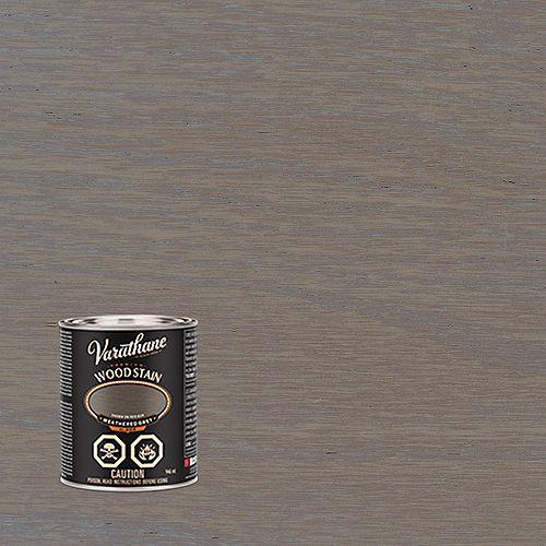 Varathane Teinture d'intérieur pour bois à base d'huile de qualité supérieure en gris altéré - 946 Ml