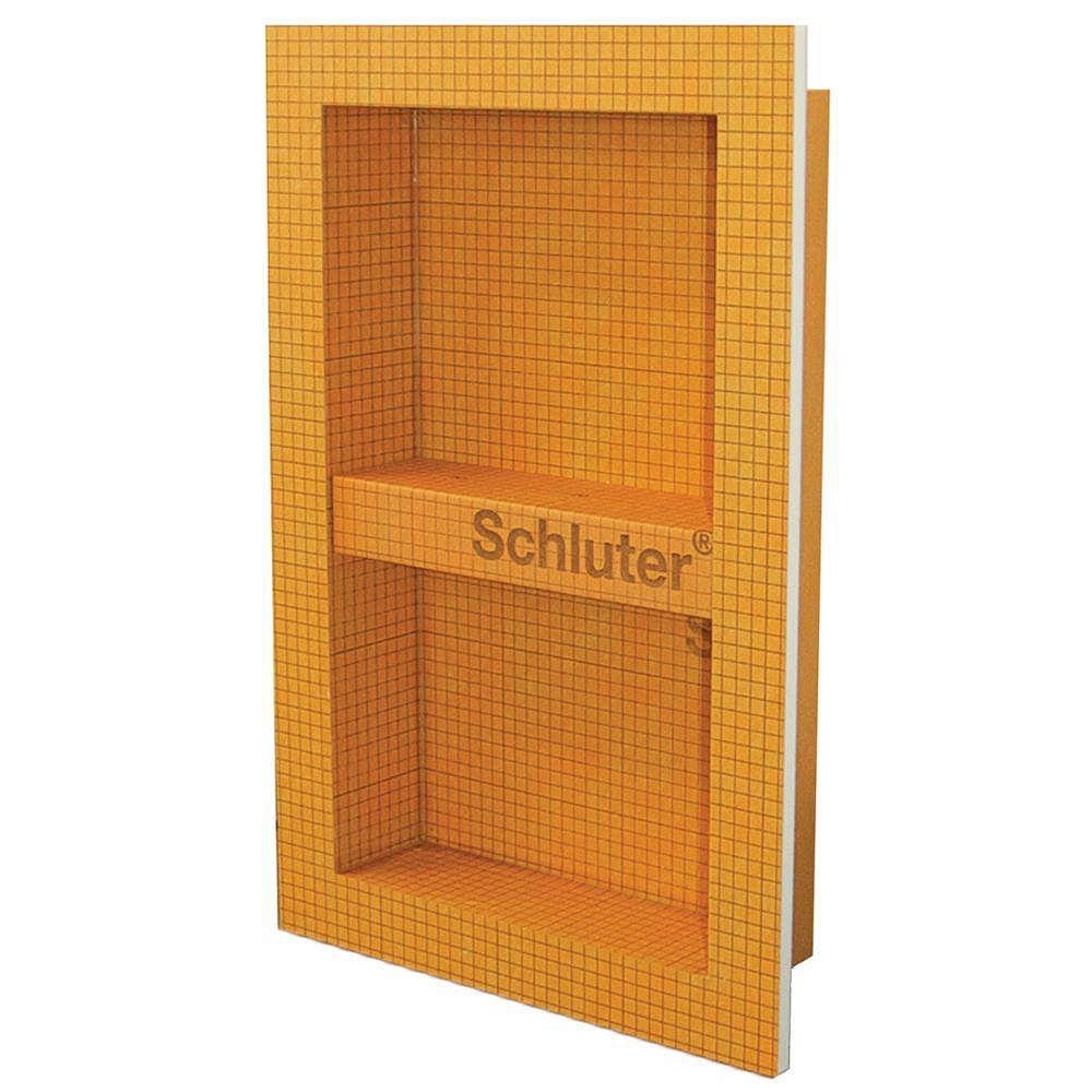 Schluter Kerdi-Board-SN 12 in. x 20 in. Shower Niche