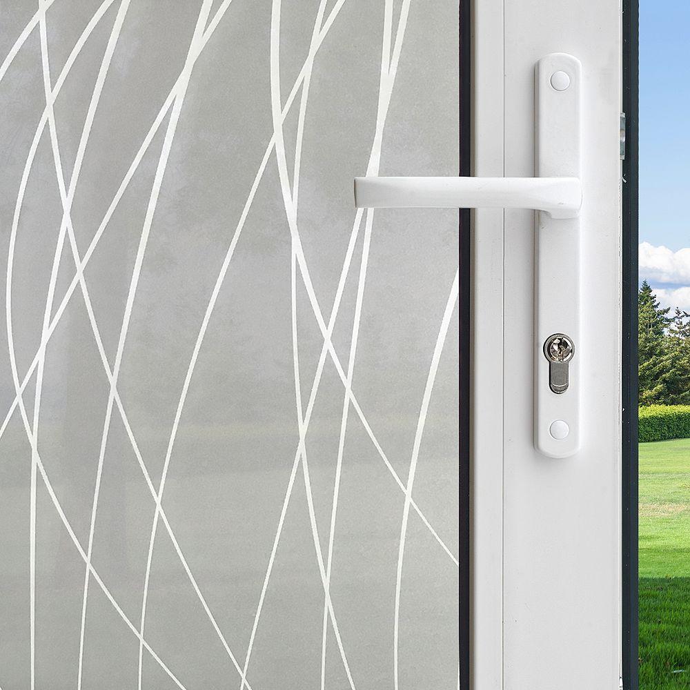 Gila Glade Decorative Privacy Window Film